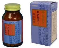 桂芍知母湯(けいしゃくちもとう)サンワロンT 270錠×2個[三和生薬]