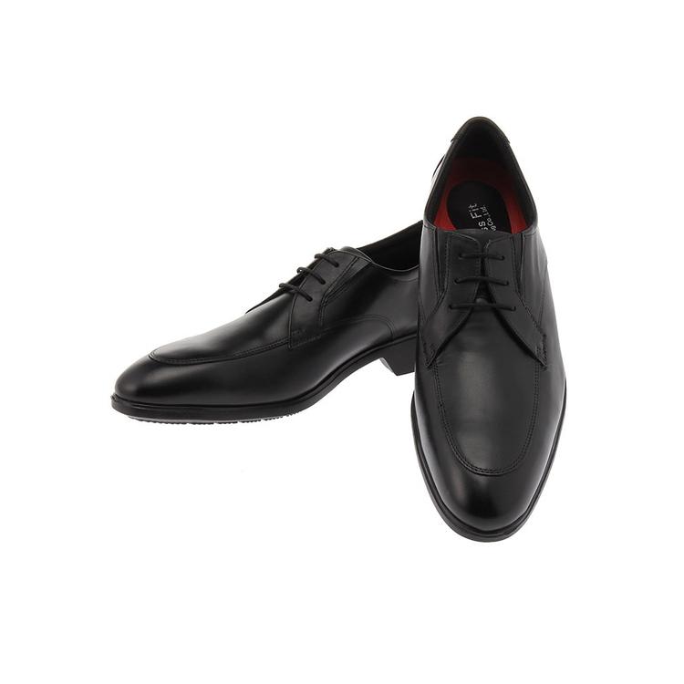 ビジネスシューズ 革靴ビジネスフィットプレミアム防水 Uチップ