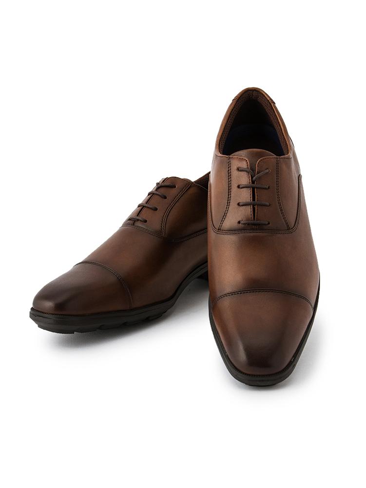 ビジネスシューズ 革靴ビジネスフィット ストレートC