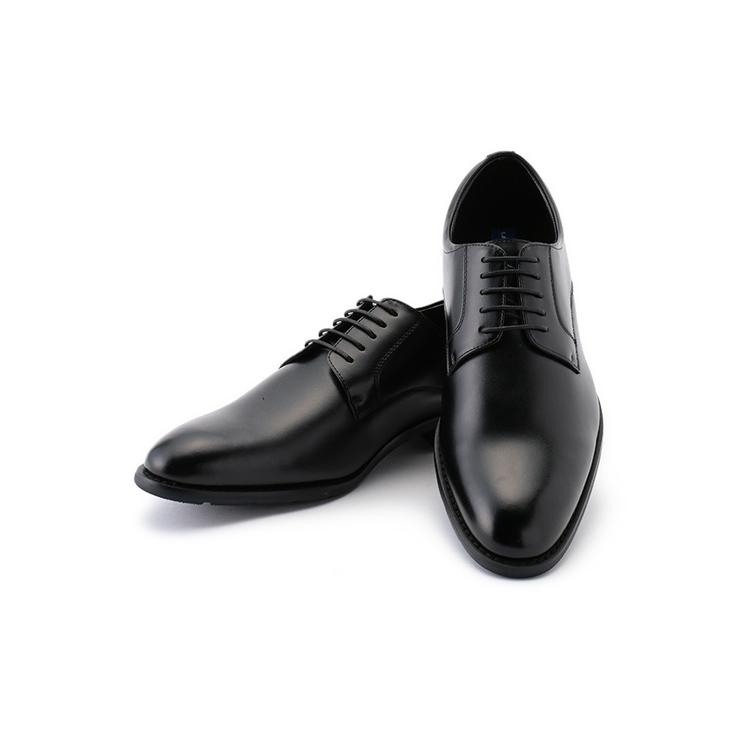 ビジネスシューズ 革靴ファイテンシューズプレーントゥ