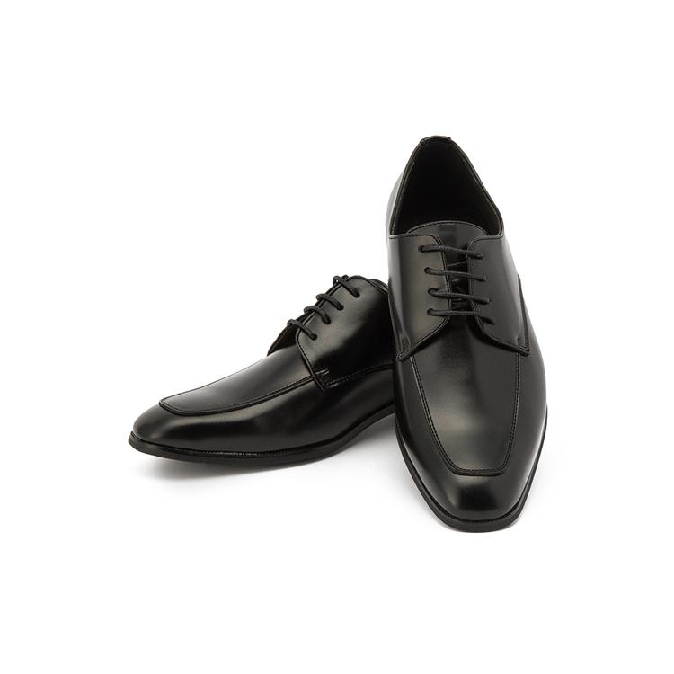 ビジネスシューズ 革靴I.B.Sビジネスシューズ/Uモカ/ブラック