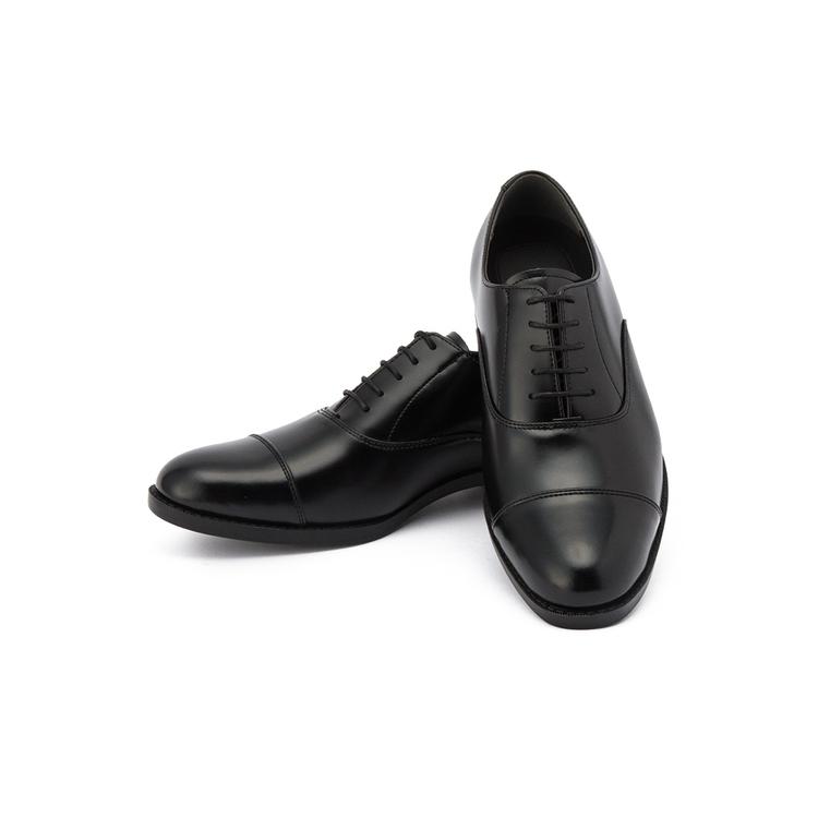 ビジネスシューズ 革靴ビジネスシューズ/ストレートチップ/ブラック