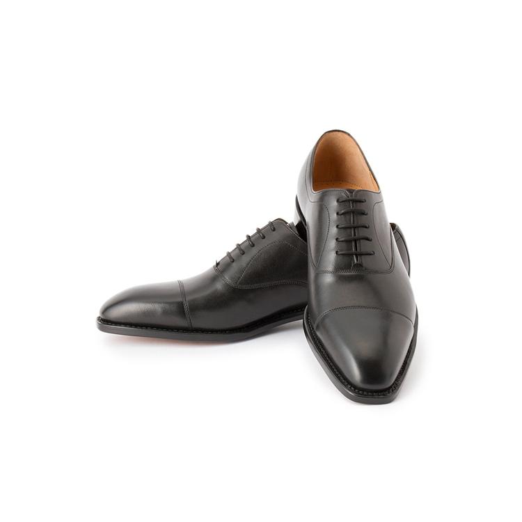 ビジネスシューズ 革靴RuckenBaccharEXEビジネスシューズ(グッドイヤー)/ブラック