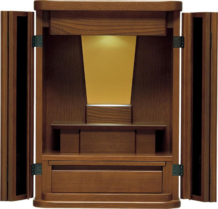 仏壇 上置き型 仏壇 コンパクトサイズ 上置き型 カペルナ, RareCaseSHOP:cfdde005 --- novoinst.ro