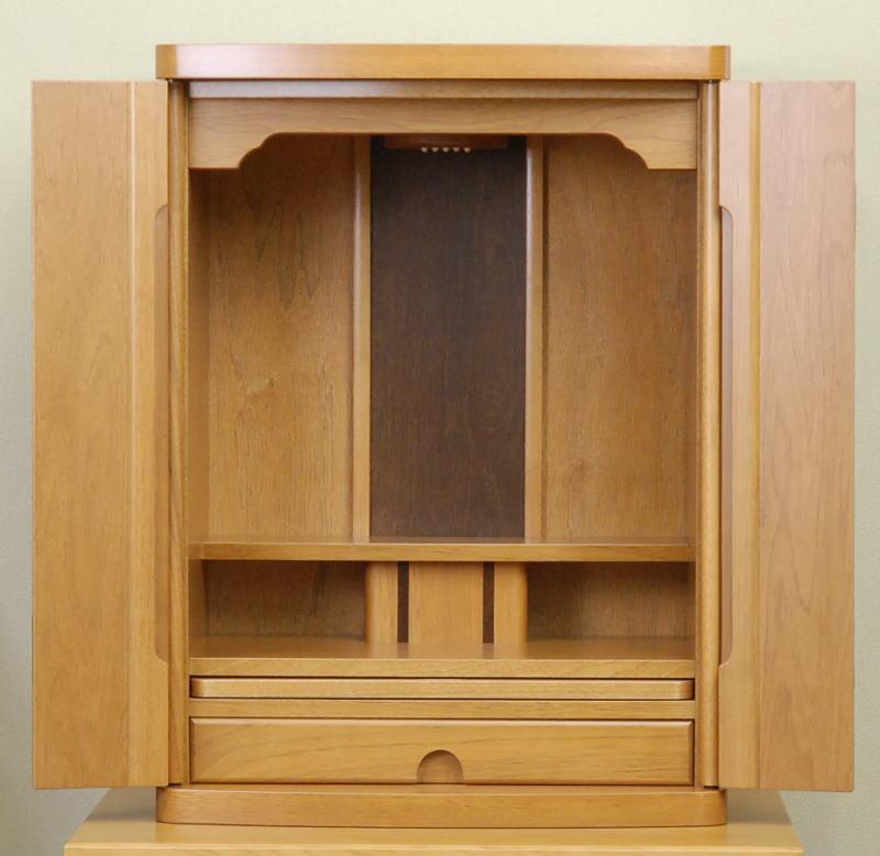 モダン仏壇 上置き型 キュート16号 国産・日本製