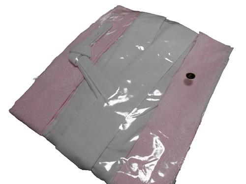 仕立上がり二尺袖長襦袢 在庫一掃売り切りセール 二部式 ツーピース L 半衿付き 日本製 綿 全国一律送料無料 在庫限り ポリエステル