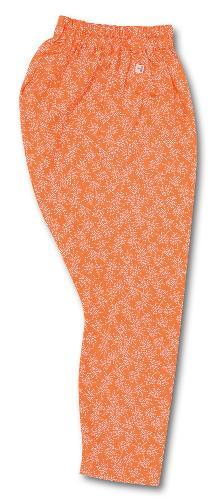 子供ゴム股引 江戸一 江戸小紋 [並行輸入品] 買物 1号 在庫限り オレンジ祭