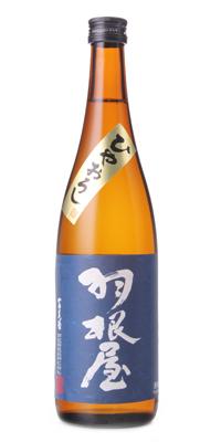 日本酒 富美菊酒造 富山県 羽根屋 純米吟醸 お金を節約 720ml ひやおろし 品質保証