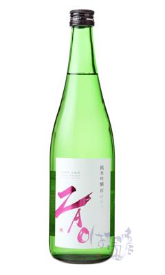 豪華な 日本酒 蔵王酒造 宮城県 入荷予定 蔵王 純米吟醸 K 720ml