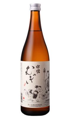麦焼酎 四ッ谷酒造 大分県 宇佐むぎ 買取 期間限定特価品 720ml 25度