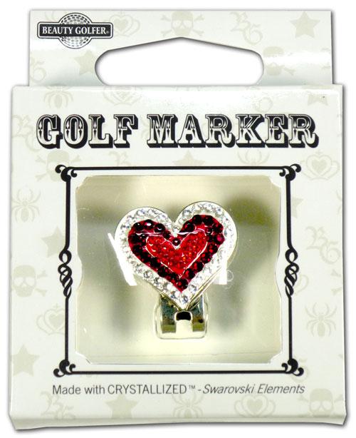 <title>普通郵便で送料無料 スワロフスキー付ゴルフマーカー BG-20 Golf Marker with [ギフト/プレゼント/ご褒美] Swarovski</title>