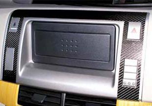 ハセプロ マジカルカーボンオーディオパネルエスティマACR/GSR 50系