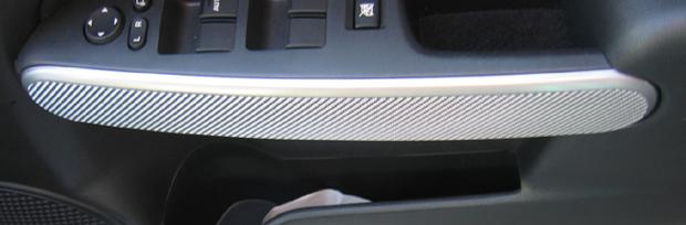 ハセプロ マジカルカーボンドアスイッチパネルサイド(左右セット)デミオDE系   2007.7~2011.5