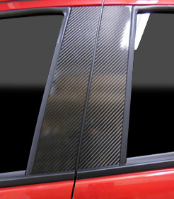 MAZDA デミオ ピラー ハセプロ 商舗 マジカルカーボン ピラースタンダードセット DJ5 CPMA-30 ノーマルタイプ 公式サイト DJ3 2014.9~ マツダ