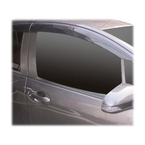 【6/5はポイント最大23倍!】ハセプロ マジカルカーボン ピラースタンダードセット バイザーカットタイプ トヨタ ヴィッツ KSP/NSP/NCP130系 2010.12~(CPT-V67)
