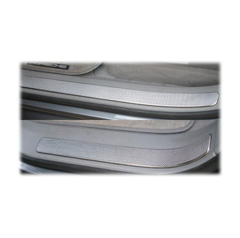 ハセプロ マジカルカーボンスカッフプレートポルシェ カイエン(カイエンS)GH-9PA00 2002・09~2006・01