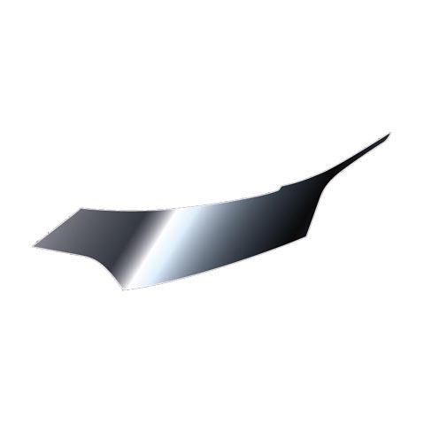 ハセプロ マジカルアート リバイバルシート車種専用カット/ミツビシ アウトランダー GG2W GF7W/8W(2015.6~)MC後