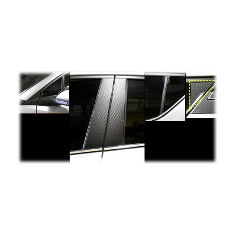 ハセプロ 《マジカルアートシート》 ピラー フルセット C-HR ZYX10/NGX50 2016.12~