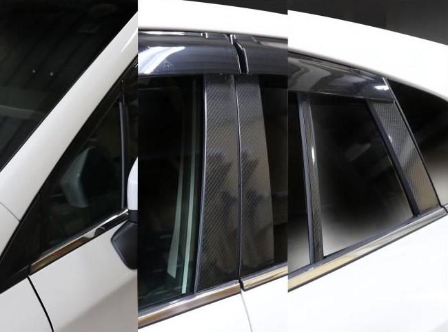 【お得なクーポン発行中!】ハセプロ マジカルアートシートNEO ピラー(バイザーカット) インプレッサスポーツ/XV GT系 MSN-PS24V