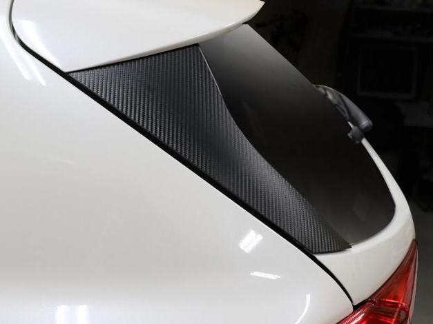 【6/5はポイント最大23倍!】ハセプロ マジカルカーボン リアウイングサイド インプレッサスポーツ/XV GT系
