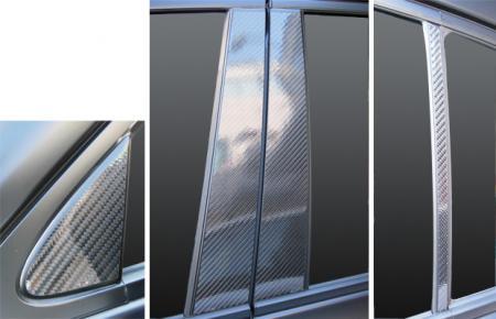 【お得なクーポン発行中!】ハセプロ マジカルカーボンピラーセット GS GRL10系 2012.1~