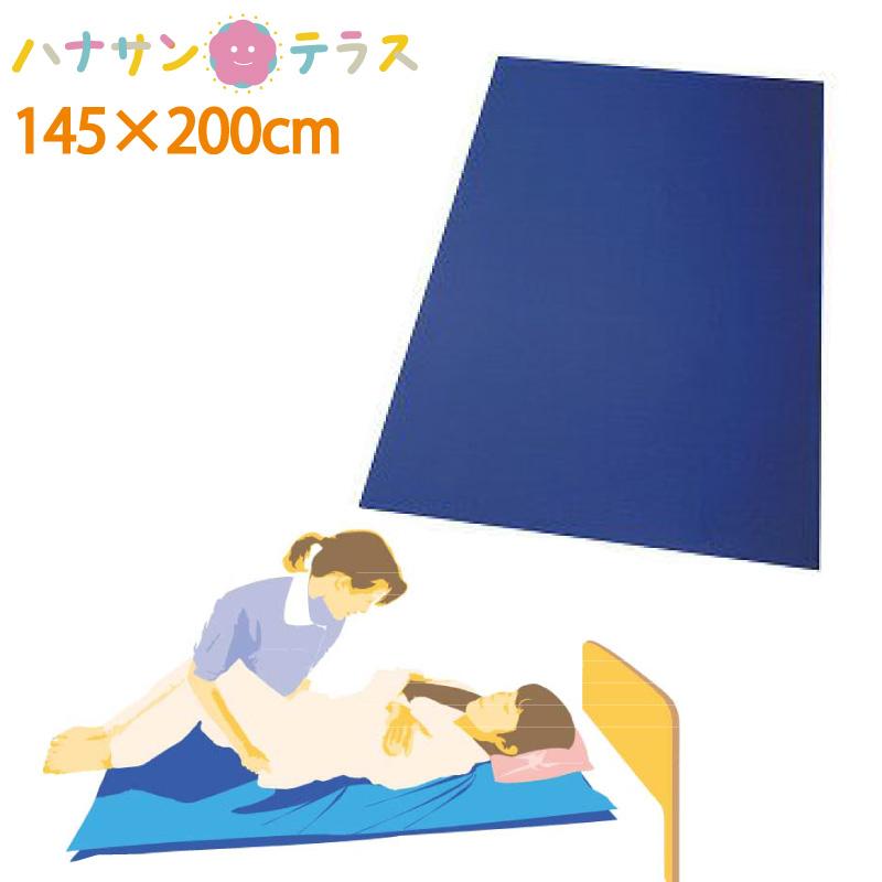体位変換シート 床ずれ 予防 防止 スマイルシート Lサイズ 青 タイカ 体圧分散 移乗 腰痛予防 床ずれ予防 防止 腰痛負担 スライディングシート スライドシート 介護用品※北海道・沖縄・離島は送料無料対象外