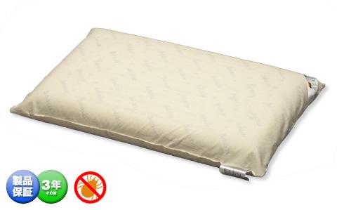 天然素材 天然殺菌効果マシュマロのような柔らかさで底つきしない天然ラテックス ドクターピロー 高反発枕