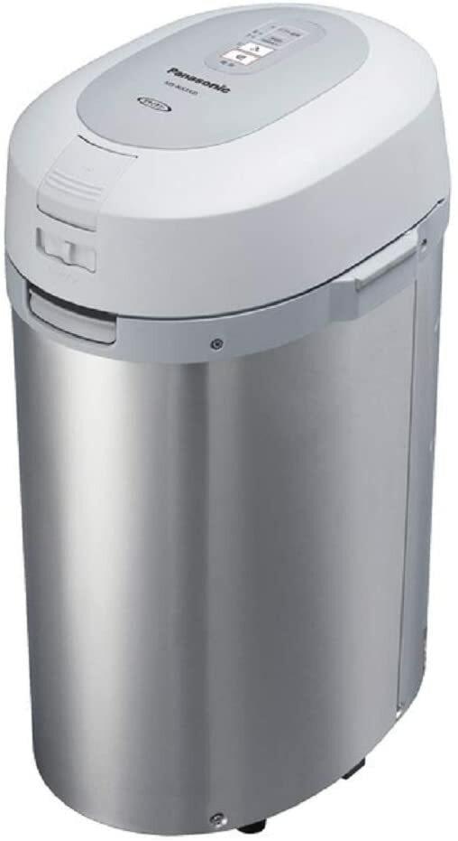 JAN: 4549980441374※モニターの発色具合によって 実際の物と色が異なる場合がございます パナソニック 家庭用生ごみ処理機 MS-N53XD-S 6L 再入荷 予約販売 温風乾燥式 シルバー 在庫処分