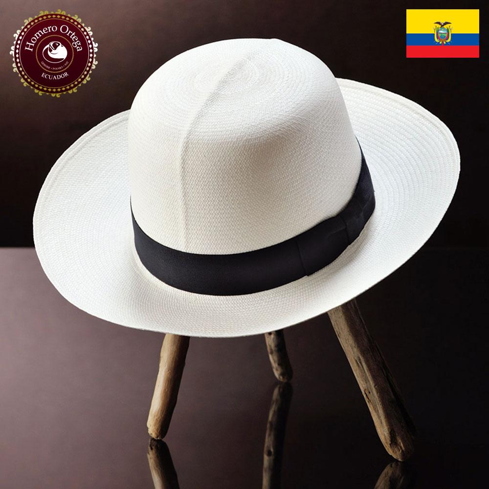パナマ帽 メンズ レディース パナマハット 本パナマ オプティモハット パナマ帽子 紳士帽 メンズハット 帽子 ハット エクアドル 大きいサイズ プレゼント S M L XL 白 オメロオルテガ オプティモ 送料無料 あす楽