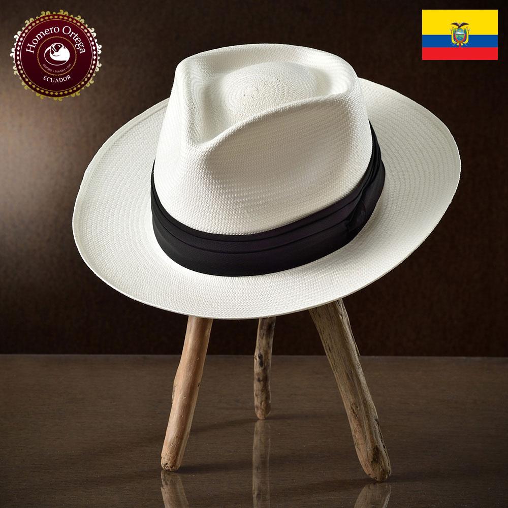 パナマ帽 メンズ レディース パナマハット 本パナマ 中折れハット S M L XL 白 パナマ帽子 紳士帽 メンズハット 帽子 ハット エクアドル 大きいサイズ あす楽 プレゼント オメロオルテガ セクレト 送料無料