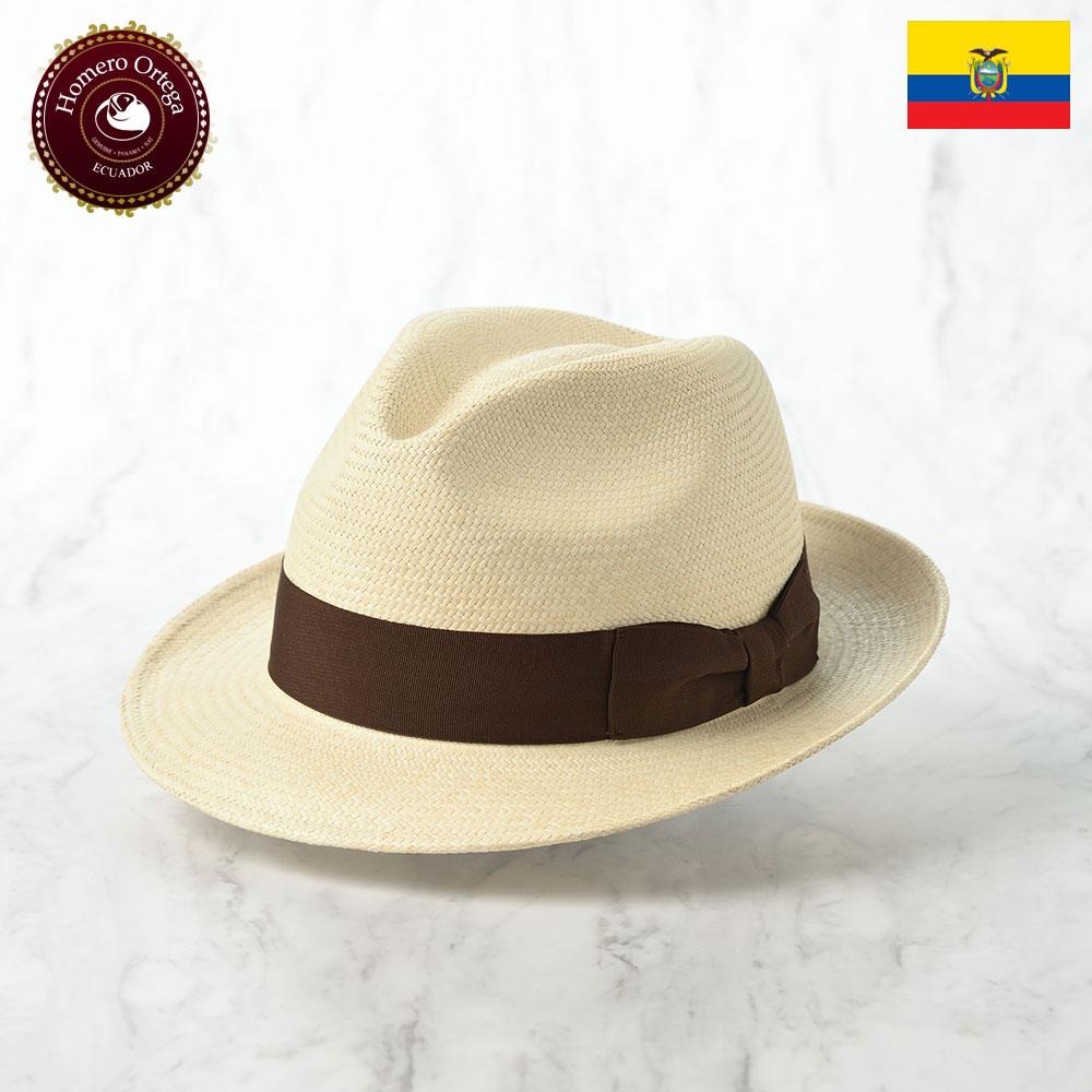 パナマ帽 メンズ レディース パナマハット ストローハット 中折れハット S M L XL 生成り パナマ帽子 紳士帽 メンズハット 帽子 ハット エクアドル 大きいサイズ あす楽 プレゼント オメロオルテガ オリージャ 送料無料