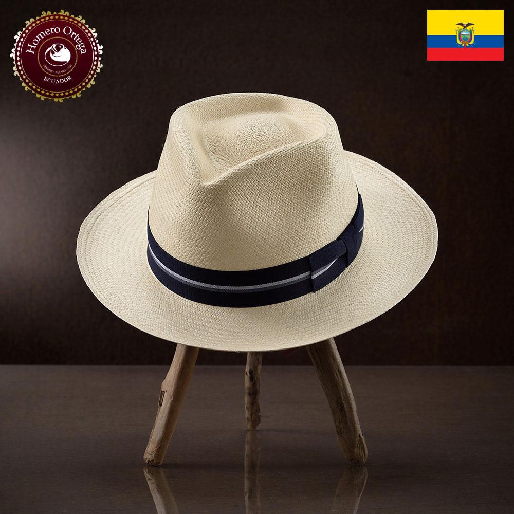 パナマハット 男性 女性 パナマ帽 本パナマ 中折れ帽 S M L XL 生成り パナマ帽子 メンズハット 紳士帽 ハット 帽子 エクアドル 大きいサイズ あす楽 プレゼント Homero Ortega テハドナチュラル