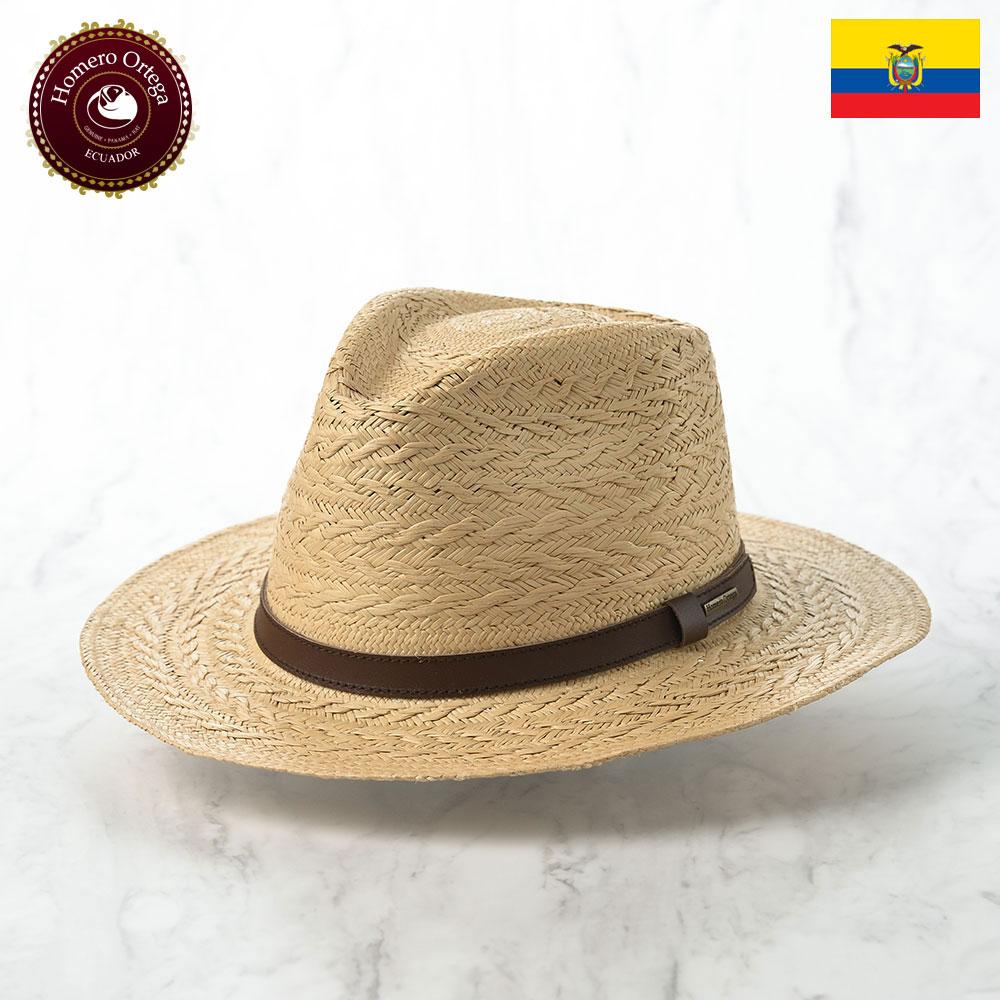 パナマハット 男性 女性 パナマ帽 本パナマ 中折れハット S M L XL 生成り パナマ帽子 メンズハット 紳士帽 ハット 帽子 エクアドル 大きいサイズ あす楽 プレゼント オメロオルテガ カブレ 送料無料