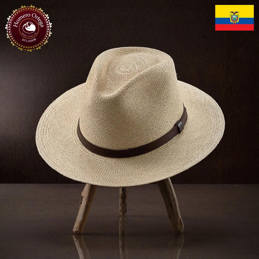 パナマハット 男性 女性 パナマ帽 ストローハット 中折れハット S M L XL 生成り パナマ帽子 メンズハット 紳士帽 ハット 帽子 エクアドル 大きいサイズ あす楽 プレゼント オメロオルテガ フロンテーラ 送料無料