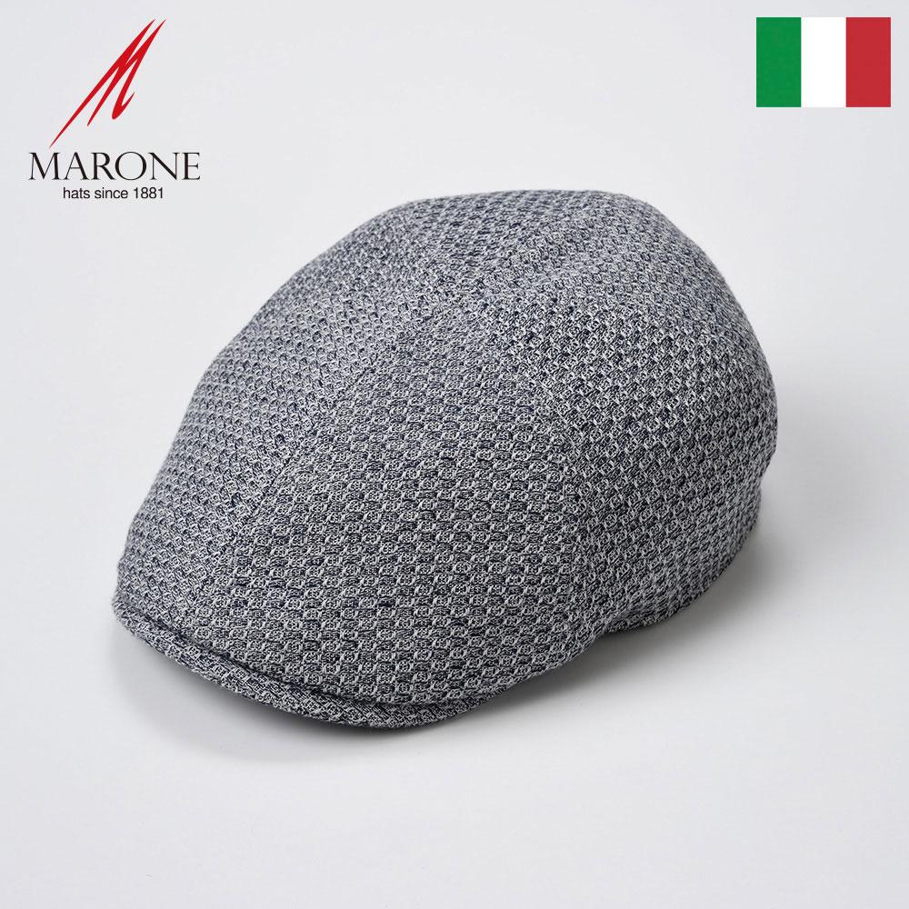 【ハンチング(キャスケット)/MARONE(マローネ)】Lancia(ランチャ)≪おしゃれなデザインのイタリア製ハンチング帽/春夏/メンズ/レディース/男性/女性/ハンチング帽子/キャップ/大きいサイズ/ギフト/あす楽≫