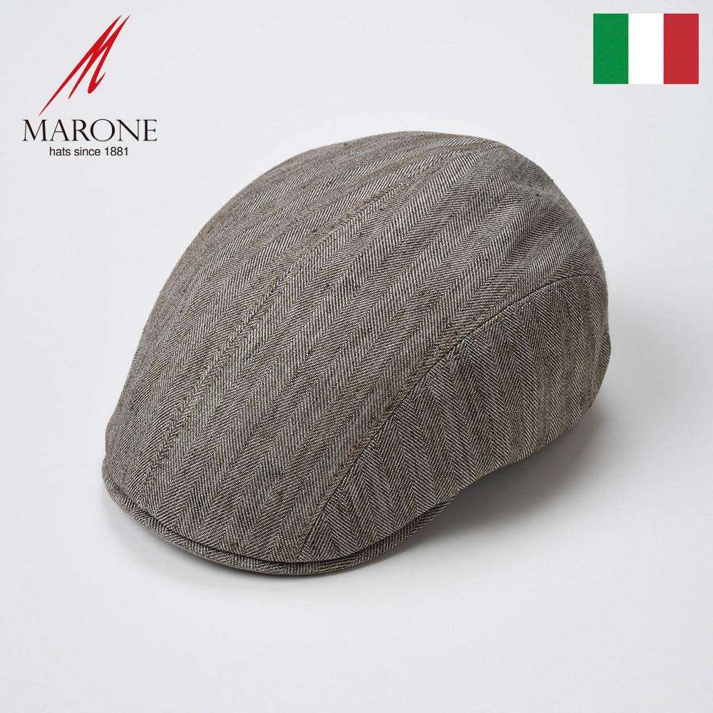 【ハンチング(キャスケット)/MARONE(マローネ)】Razzo(ラッゾ)≪おしゃれなデザインのイタリア製ハンチング帽/春夏/メンズ/レディース/男性/女性/ハンチング帽子/キャップ/大きいサイズ/ギフト/あす楽≫