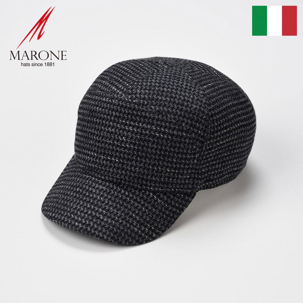 メンズ キャップ ベースボールキャップ 帽子 野球帽 レディース 秋冬 大きいサイズ 55cm 57cm 59cm 61cm MARONE マローネ [モスコー] 紳士帽子 メンズ帽子 プレゼント 送料無料 あす楽