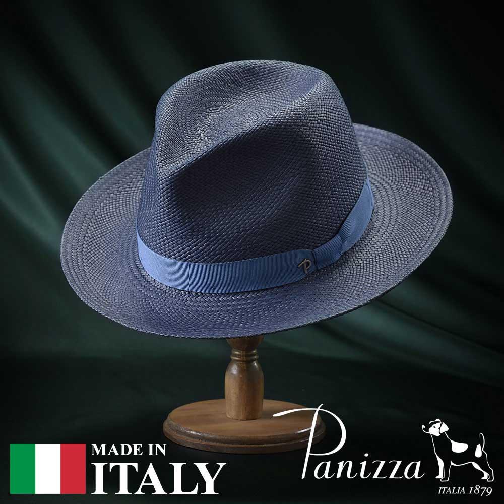 【高級パナマハット(パナマ帽)/Panizza(パニッツァ)】AYORA ETERNO(アヨラ エテルノ)≪イタリアの高級老舗ブランドが作るおしゃれなパナマハット(中折れハット)メンズ/レディース/男性/女性/帽子/ハット/大きいサイズ/ギフト/あす楽≫