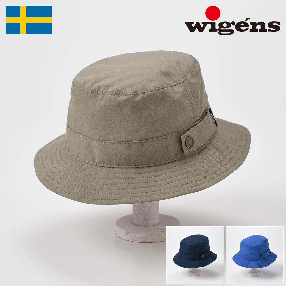 サファリハット メンズ レディース バケットハット ハット ゴアテックス 帽子 紳士 カーキ ネイビー ブルー 57cm 58cm 59cm 60cm 61cm ヴィーゲン [バケットハットゴアテックスW140245] メンズ帽子 あす楽 送料無料