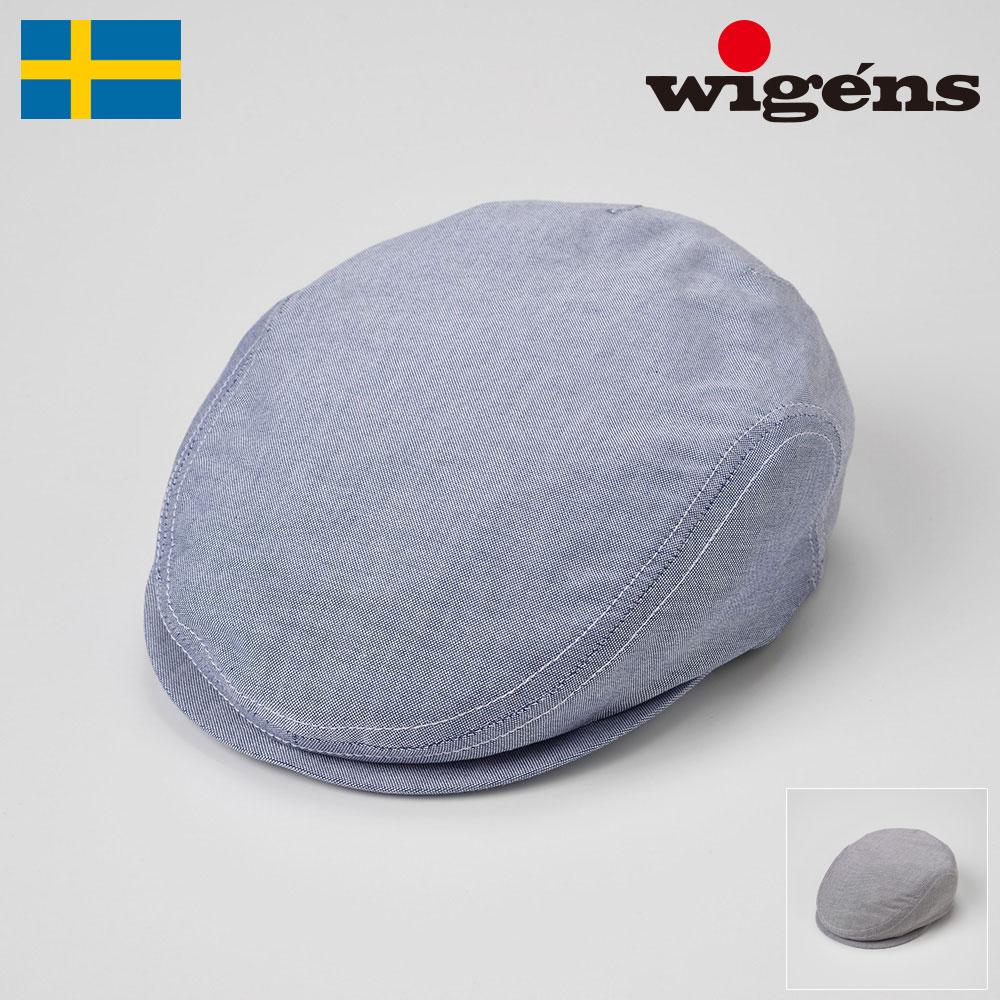 ハンチング メンズ レディース ハンチング帽 キャスケット キャップ 帽子 紳士 大きいサイズ 春夏 ブルー グレー サンド 56~61cm ウィーゲン [アイビースリムキャップW101250] メンズ帽子 プレゼント 送料無料 あす楽 送料無料 父の日