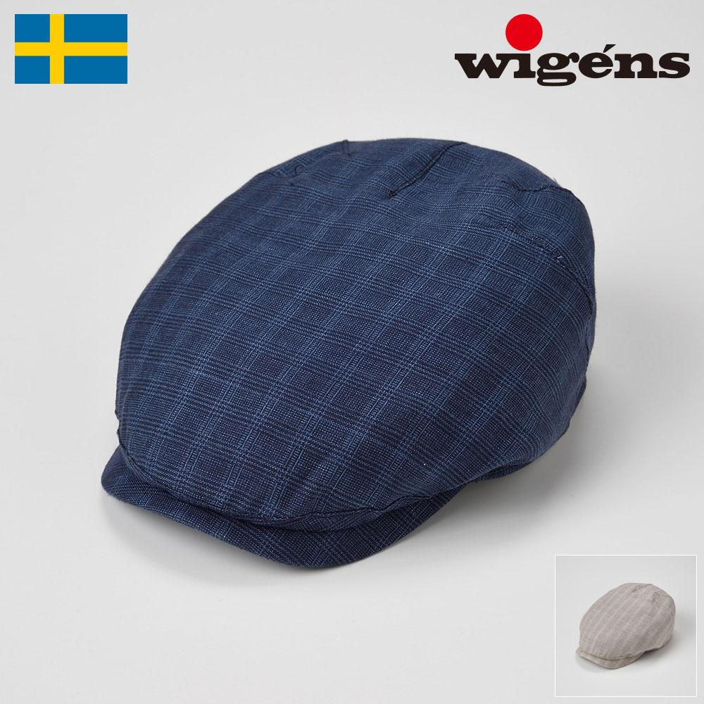 【ハンチング/Wigens(ヴィゲーンズ)】Ivy One piece Cap W101258(アイビー ワンピース キャップ W101258)≪帽子/ヴィーゲン/ヴィゲン/春夏/メンズ/レディース/男性/女性/大きいサイズ/ギフト/あす楽≫