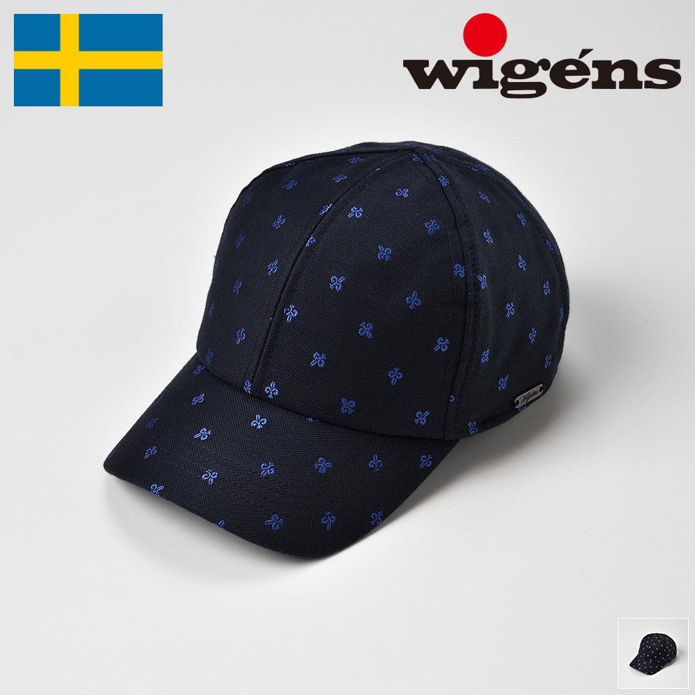 キャップ CAP メンズ レディース 春夏 帽子 大きいサイズ ブルー ピンク 56cm 58cm 60cm 62cm Wigens(ヴィゲーンズ) [ベースボールキャップ W120399] 送料無料 父の日 あす楽