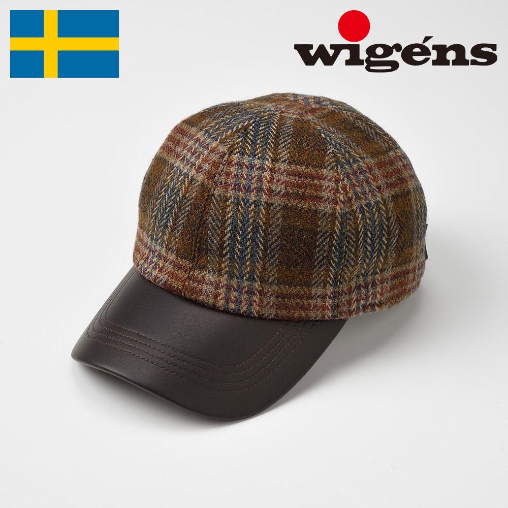 【ベースボールキャップ(ウール)/Wigens(ヴィゲーンズ)】Baseball Cap W120333(ベースボールキャップ W120333)≪キャップ/ヴィーゲン/ヴィゲン/秋冬/メンズ/レディース/男性/女性/大きいサイズ/ギフト/あす楽≫