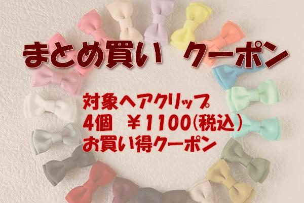 メーカー再生品 対象ヘアクリップ4点で¥1100 税込 即納 の驚き価格 まとめ買いクーポン 対象のヘアクリップお好きな4点選んで¥1100になるクーポン plume