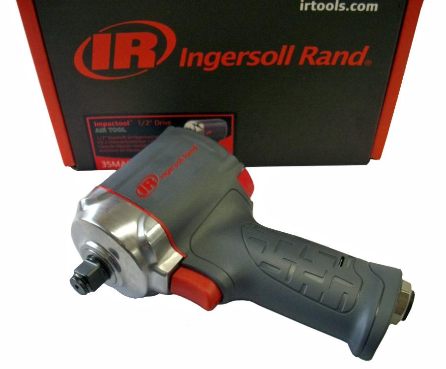 IR Ingersoll Rand(インガソール・ランド) 1/2Sqコンパクトエアーインパクトレンチ ★35MAX