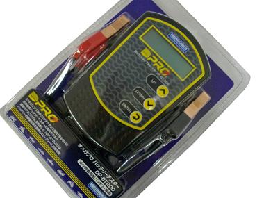 OMEGA PRO(オメガ・プロ) バッテリーテスター ★CCA入力タイプ ★OP-BT200