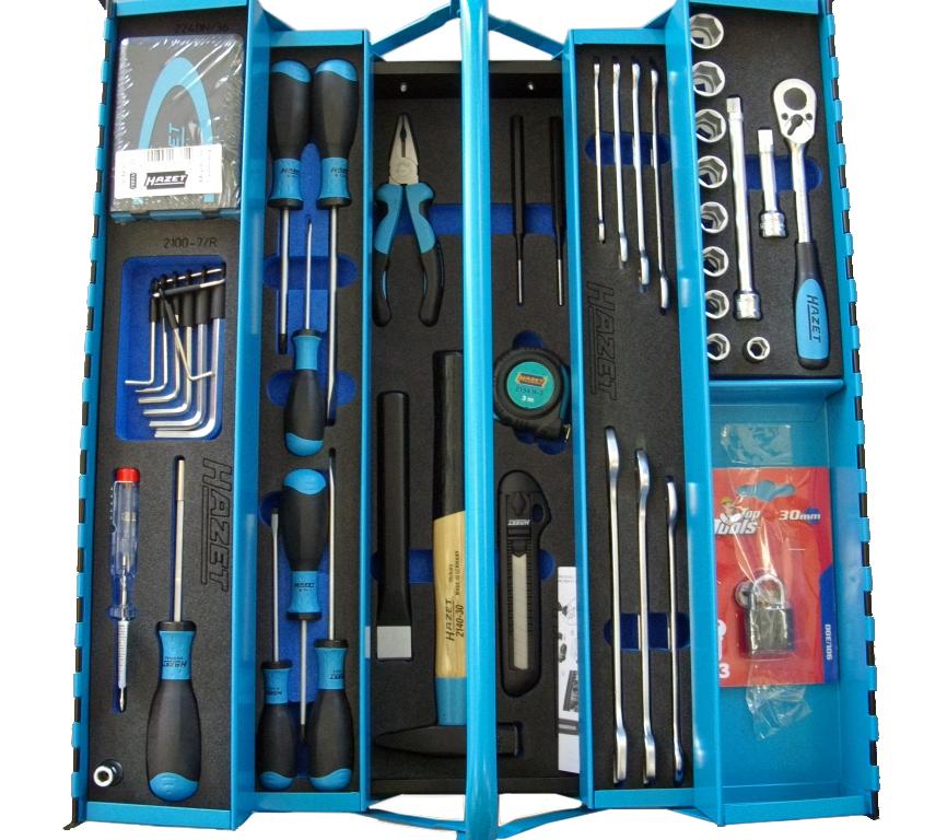高価値セリー HAZET(ハゼット) 工具セット ツールセット79ピース ★190/79:KB1TOOLS-DIY・工具