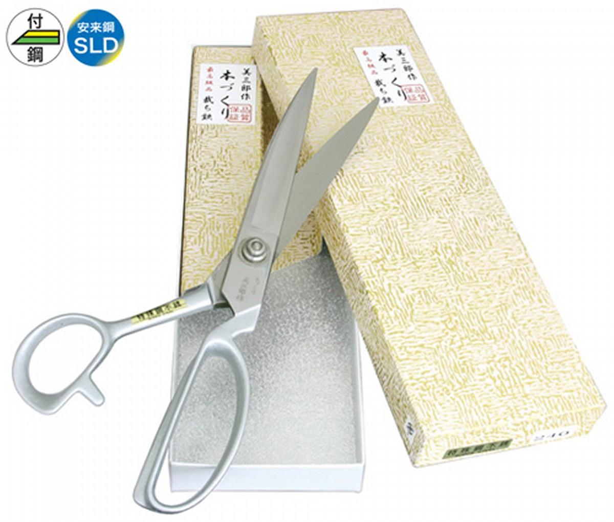 美鈴 美三郎 本づくり(SLD) 280mm No.802-28 鋏研ぎ OK!scissors 受注品ですのでご注文いただきお届けまで約2ヶ月かかります [送料無料] 日本製 手芸 手作り 洋裁