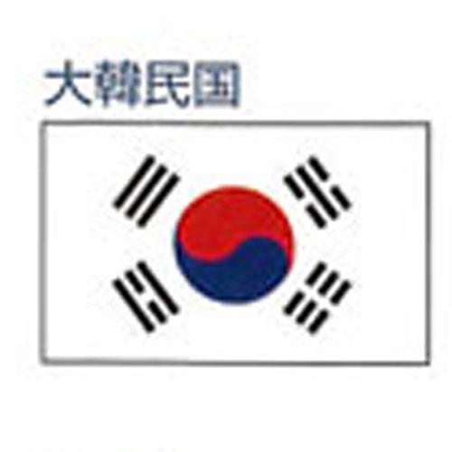 【ファッション通販】 エクスラン外国旗 120×180 大韓民国(大) FLAG 120×180 アクリル100% [送料無料] 旗 旗 フラッグ FLAG 迎賓 式典, 厚岸町:a3709092 --- munstersquash.com