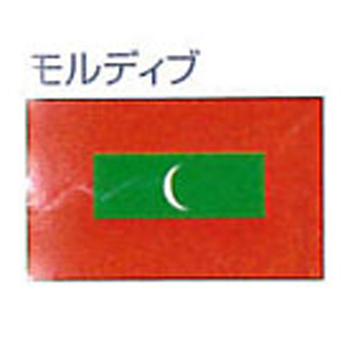 エクスラン外国旗 FLAG 90×135 モルディブ(小) アクリル100% アクリル100% [送料無料] 式典 旗 フラッグ FLAG 迎賓 式典, ヤツカチョウ:c2d4cb7e --- mail.ciencianet.com.ar